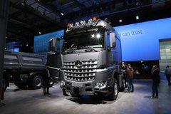 奔驰 新Arocs重卡 630马力 8X4大件车(型号4163 S) 卡车图片