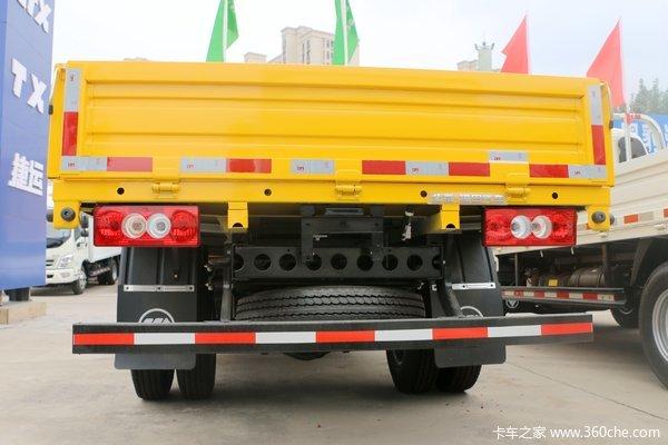 奥铃TX载货车限时促销中 优惠0.9万