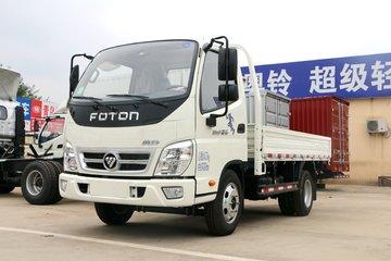 福田 奥铃捷运 科技版 88马力 3.655米单排栏板轻卡(气刹)(BJ1041V9JB4-A1)