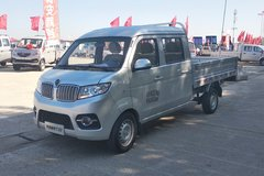 金杯 T32 加长版 1.3L 86马力 汽油 2.51米双排微卡(SY1020LC5AA) 卡车图片