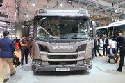 斯堪尼亚 L系列重卡 320马力 6X2载货车(型号L320 B6X2 4LB)