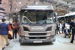 斯堪尼亚 L系列重卡 320马力 6X2载货车(型号L320 B6X2 4LB) 卡车图片