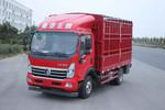 中国重汽成都商用车(原重汽王牌) 瑞狮 150马力 4.16米单排仓栅式轻卡(CDW5040CCYHA2R5)图片