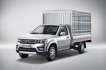 长安轻型车 神骐F30 2018款 舒适版 1.5L汽油 112马力 2.7米(额载935)单排仓栅皮卡