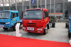 青岛解放 小悍威(J5M)中卡 160马力 4X2 6.75米仓栅载货车(CA5167XXYP1K2L2EA80-1) 卡车图片