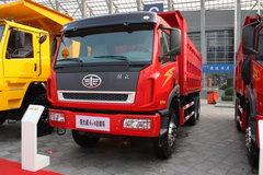 青岛解放 新大威重卡 300马力 6X4 5.4米自卸车(CA3166P2K2T1EA80) 卡车图片