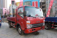 江淮 帅铃 106马力 3.8米单排栏板轻卡(宽体)(标准版) 卡车图片