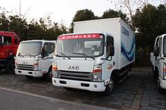 江淮 帅铃III 136马力 3.8米单排厢式轻卡 卡车图片