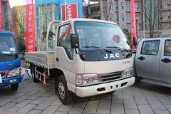 江淮好运 60马力 3.3米单排栏板轻卡 卡车图片