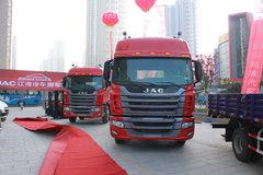 江淮 格尔发K3系列重卡 310马力 6X2 牵引车(HFC4253K2R1T) 卡车图片