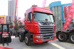 江淮 格尔发K系列重卡 290马力 8X4 栏板载货车 卡车图片