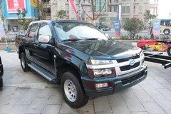 2011款江淮 瑞铃 88马力 2.5L柴油 标双排皮卡(4D25) 卡车图片