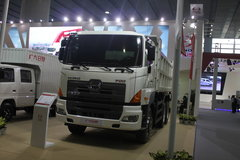 广汽日野 700系列重卡 350马力 6X4 5.2米自卸车(YC3250FS2PK)