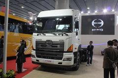 广汽日野 700系列重卡 450马力 6X4牵引车(高顶)(YC4250SS1EL5)图片