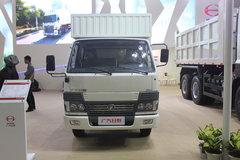 广汽日野 300J系列 125马力 3.3米双排厢式轻卡 卡车图片