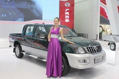 2009款广汽吉奥 财运100系列 标准型 2.3L汽油 双排皮卡 卡车图片