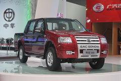 广汽吉奥 财运300系列 豪华型 2.8L汽油 双排皮卡 卡车图片