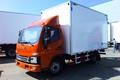 江淮 骏铃V5 156马力 4X2 4米冷藏车(HFC5043XLCV3Z)图片