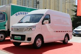 长安轻型车 睿行EM80 2018款 2.9T 纯电动对开门高顶封闭货车48.4kWh