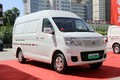 长安轻型车 睿行EM80 2020款 2.87T 4.81米纯电动高顶对开门厢式运输车(续航240km)41.86kWh图片