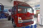 江淮 帅铃Q6 全能物流版 150马力 4.18米单排仓栅式轻卡(HFC1043P71K8C2V)图片