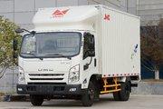江铃 凯运强劲版 轻载型豪华款 129马力 4.08米单排厢式轻卡(宽体)(JX5062XXYXGA2)