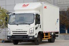 江铃 凯运强劲版 轻载型豪华款 129马力 4.08米单排厢式轻卡(宽体)(JX5062XXYXGA2)图片