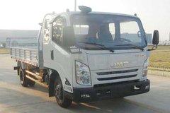 江铃 凯运蓝鲸 重载型普通款 129马力 3.7米排半栏板轻卡(JX1045TPGC25) 卡车图片