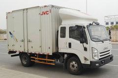江铃 凯运强劲版 重载型普通款 129马力 3.68米排半厢式轻卡(JX5042XXYXPGC2) 卡车图片