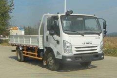 江铃 凯运蓝鲸 重载型普通款 129马力 4.1米单排栏板轻卡(JX1045TGC25) 卡车图片
