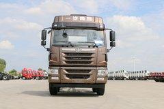 青岛解放 悍V重卡 290马力 6X2 7.7米仓栅式载货车(CA5250CCYP1K2L5T3E5A80-1) 卡车图片