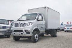 金杯 T50 创富型 1.5L 109马力 汽油 3.4米单排厢式微卡(SY5034XXY-YC6AT) 卡车图片
