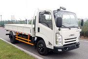 江铃 凯运强劲版 轻载型普通款 129马力 4.155米单排栏板轻卡(中体)(JX1044TG25)