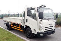 江铃 凯运强劲版 轻载型普通款 129马力 4.155米单排栏板轻卡(中体)(JX1044TG25) 卡车图片