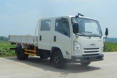 江铃 凯运强劲版 轻载型普通款 129马力 3.16米双排栏板轻卡(中体)(JX1044TSGA25) 卡车图片