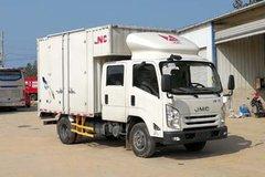 江铃 凯运强劲版 轻载型普通款 129马力 3.105米双排厢式轻卡(中体)(JX5040XXYXSGA2) 卡车图片