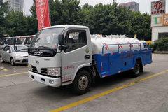 东风福瑞卡F4 98马力 4X2清洗车(虹宇牌)(HYS5040GQXE5)