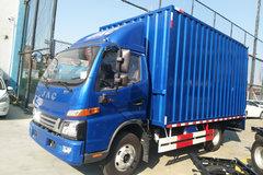 江淮 骏铃V6 131马力 4.15米单排厢式轻卡(HFC5043XXYP91K7C2V)图片