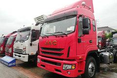 江淮帅铃 威司达W500中卡 180马力 4X2 6.78米排半栏板载货车(HFC1182P70K1E1V)