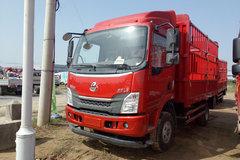 东风柳汽 乘龙L3 160马力 4.2米单排仓栅式轻卡(路路骏华牌)(JQ5040CCY01) 卡车图片