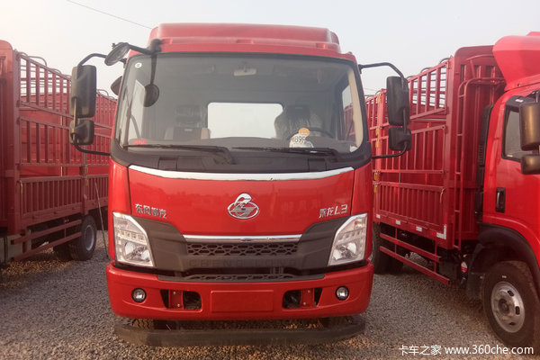 优惠0.2万东风柳汽乘龙L3载货车促销