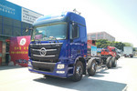 福田 欧曼GTL 6系重卡 300马力 6X2 8米畜禽式载货车(BJ5259CCQ-AC)图片