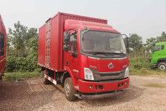 东风柳汽 乘龙L3 160马力 4.2米单排厢式轻卡(路路骏华牌)(JQ5040XXY01)