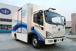 解放 J6F 2018款 4.5T 4.21米单排厢式纯电动轻卡(CA5048XXYP40L1BEVA83)92.16kWh