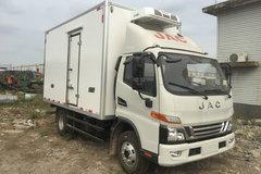 江淮 骏铃V6 156马力 4X2 4.03米冷藏车(HFC5043XLCP91K2C2V)