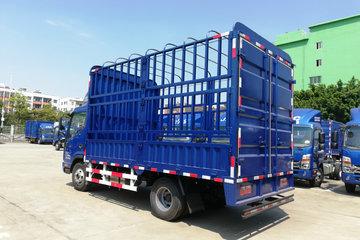 江淮 帅铃Q6 130马力 4.18米单排仓栅轻卡(HFC5043CCYP71K4C2V)图片