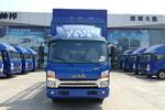 江淮 帅铃Q6 150马力 4.12米单排厢式轻卡(HFC5043XXYP71K8C2V)图片