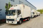 解放 虎VH 130马力 4X2 4.13米冷藏车(冰凌方)图片