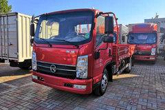 凯马 凯捷M3 116马力 4.2米单排栏板轻卡(KMC1042A33D5) 卡车图片