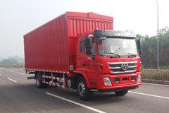 上汽红岩 杰豹 215马力 4X2 7.8米翼开启厢式载货车(CQ5186XYKALDG561) 卡车图片